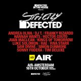 Hector Cuoto live @ Strictly Defected (ADE 2015) – 16.10.2015