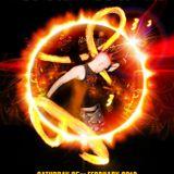 Wayne Smart Live At Glow Ball - Feb 2012 @ Fire NightClub