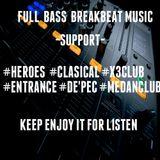FULL BASS BREAKBEAT MUSIC MIXTAPE 2017 #SUPPORT #ALLCLUBMEDAN
