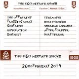 HRH Radio - The C60 Mixtape Show 26th Feb 2019