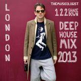 the 122 Shakedown (DeepHOUSE)