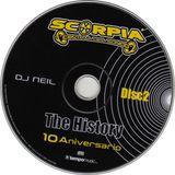 Scorpia - 10 Aniversario - TheHistory (Cd2) By DjNeil