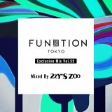 FUNKTION TOKYO Exclusive Mix Vol.55  Mixed By DJ 2zy's.zoo