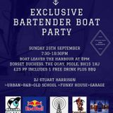 PROMO MIX - END OF SUMMER BOAT PARTY SEPTEMBER 2016