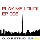 Play Me loud! EP 002-pt1