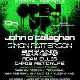 John O'Callaghan - Live At Open Up 100 Newcastle