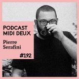 Podcast #192 - Pierre Serafini