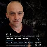 Nick Turner - ACCELERATE #155