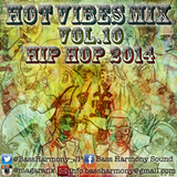 Hot Vibes Mix Vol.10 (Hip Hop 2014)