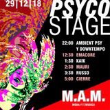 Emacore Psyco Stage @ M.A.M. Salta [29-12-2018]