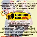# 183 Arariboia Rock News - 19.09.2018 - Especial Ele Não