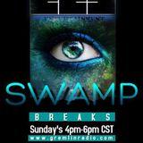 Swamp Breaks Huda Hudia Edition LIVE on GremlinRadio 9/17/16