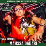 Warehouse Animal- Mahssa Dadari Vol.2 -tinitus mix