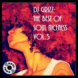 Soul Cool Records/ DJ Grizz - Best of Niceness Vol 3