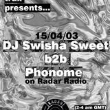 Classical Trax Presents...#010-DJ Swisha Sweet X Phonome