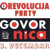 I-Revolicija Party @ Govornica 2016-12-03