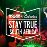 Jazzuelle Boiler Room x Ballantine's Stay True South Africa