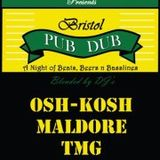 dj osh-kosh - dub club set pt1 (17-2-2012)