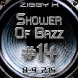 SHOWER OF BAZZ #14 (8-9_2.15)