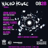 John Acosta - LIVE @ Nacho House Las Vegas 8/28/16