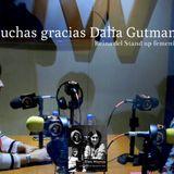Dalia Gutmann con Veronique de Miguel en ELLOS MISMOS.