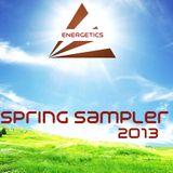 Energetics: 2013 Spring Sampler