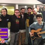 Shuffle Show Darik Radio - 06.02.2017 - Volen Milchev & Live Band & Sen I & Root Souljah