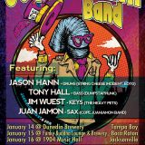Joe Marcinek Band ft. Jason Hann, Tony Hall, Jim Wuest & Juanjamon - Funky Buddha Lounge - 2016-1-15