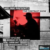 Melinki Presents The Contrast Dnb Podcast 015 Vinyl Special - Miss Represent guestmix