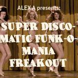 Super Disco-Matic Funk-o-Mania ---- thethursdaynightshow.com 22/09/16