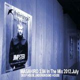 MASAHIRO 3.84 In The Mix 2012.July