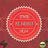"George Dis Presents ""The Yearmix 2k14"" on |Music 892FM Electrik Sessions Show| 07.01.15"