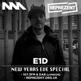 E1D on Reprezent - 31st December 2016