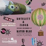 KOTELETT & ZADAK -  S.A.S.O.M.O mit IBIZA SONICA - LIVE BROADCAST AT KATER BLAU #BERLIN