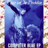 Computer Blue Hallway Speech version