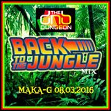 MaKa~G - bAcK2TheJuNgLe Mix - The Drum n Bass Dungeon