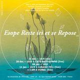 #1637 Esope Reste Ici et Se Repose 6