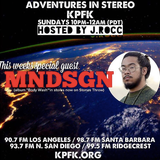 ADVENTURES IN STEREO w MNDSGN