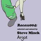 Recess004: Mixed by Steve Mizek