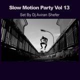 Slow Motion Party Vol 13