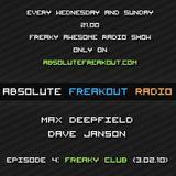AF RADIO Episode 4: Freaky Club