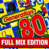 80'S VARIOUS ARTIST MEGA MIX FUNK ROCK MIX # 547