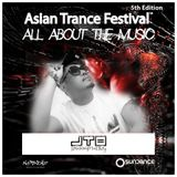 Johnny The Boy aka JTB - Asian Trance Festival 5th Edition 2016-NOV-6