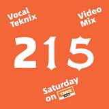 Trace Video Mix #215 VI by VocalTeknix