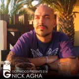Gottwood Presents 016 - Nick Agha