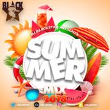 @DJBL4CKSTAR - #SUMMER MIX 2018 |Hiphop, Rnb, Dancehall, U.K & House|