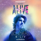 @TechxturasSonoras by B-Liv Played live at MAMBOALIVE Fest / Museo de Arte Moderno @Bogota 08.12.17