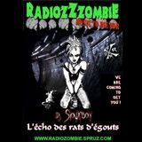 RadiozZzombiE - L'écho des rats d'égouts - Dj Sioux'boy - Episode XXXVI