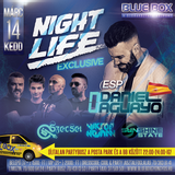 2017.03.14. - NIGHTLIFE - Blue Box, Gyöngyös - Tuesday