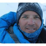 "Brian Dickinson Interview - Author, ""Blind Descent"", Mountain Climber"